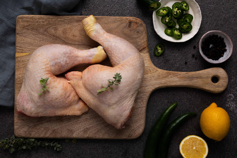 Coscia di pollo - Alemas carni bianche toscane