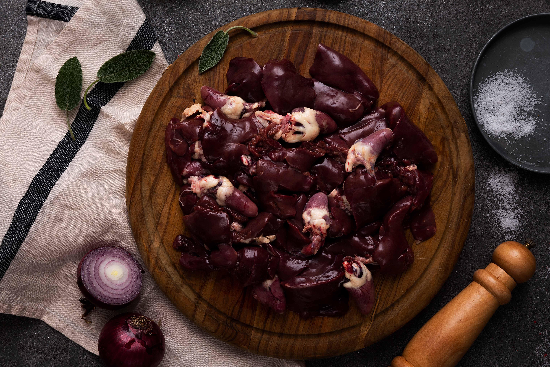 fegato di pollo - Alemas carni bianche toscane