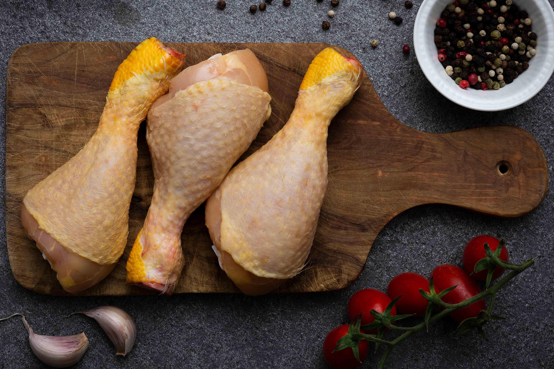 Fuselli di pollo giallo - Alemas carni bianche toscane