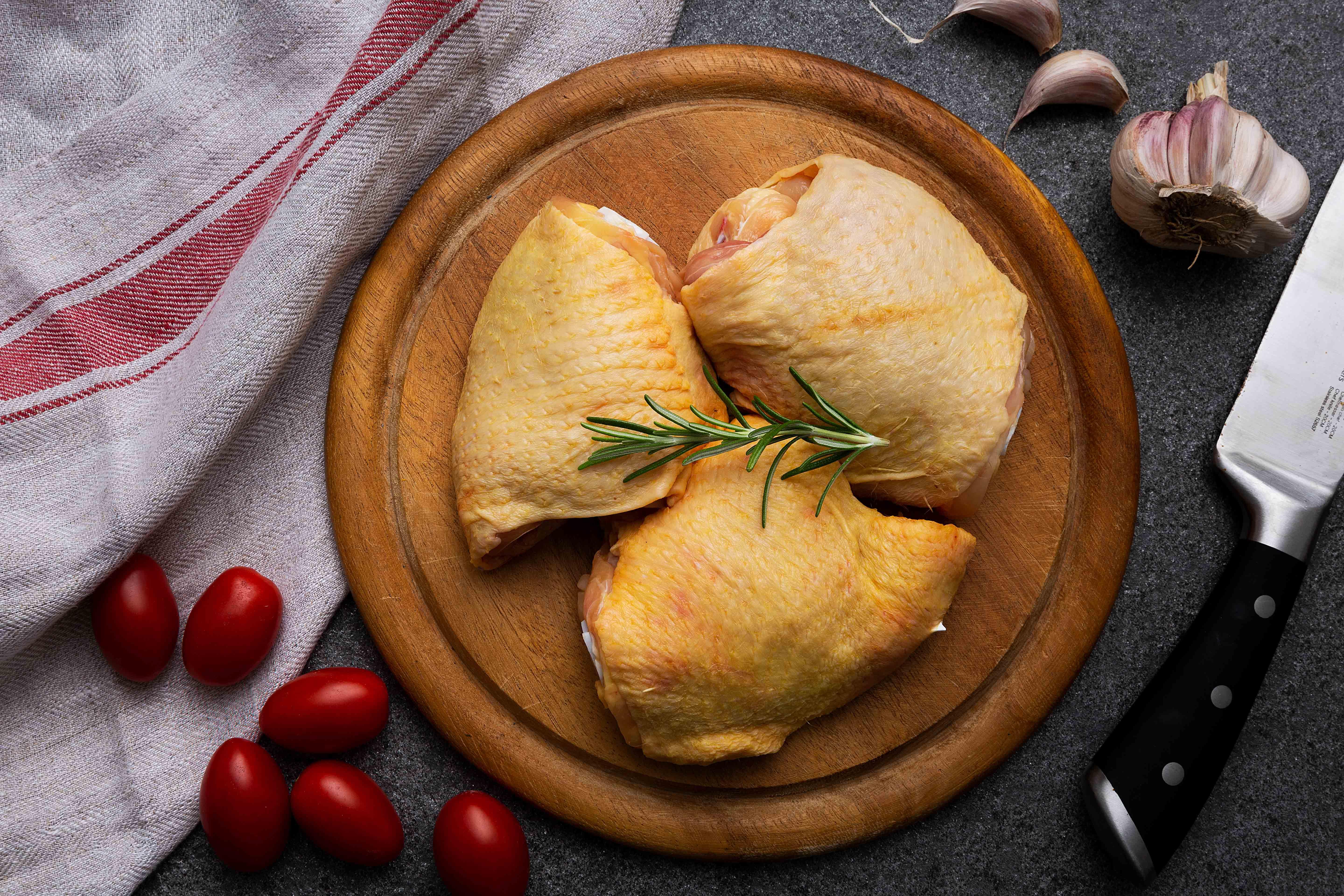 Sottocosce di pollo giallo - Alemas carni bianche toscane